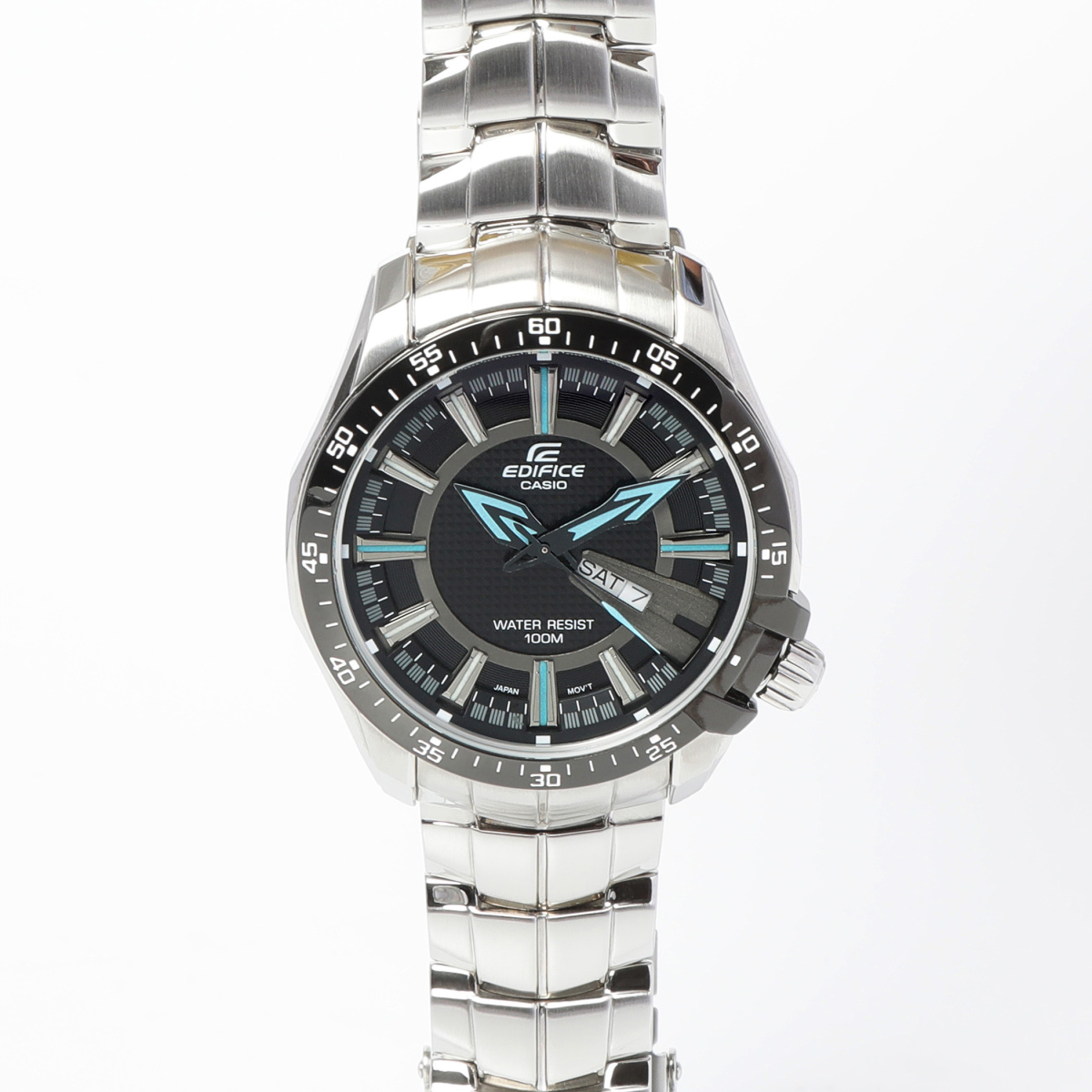 CASIO Edifice Analog Watch ED417
