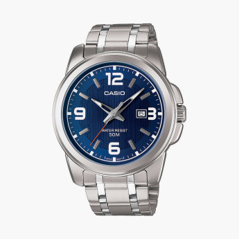 CASIO Enticer Men Analog Watch - MTP-1314D-2AVDF(A551)