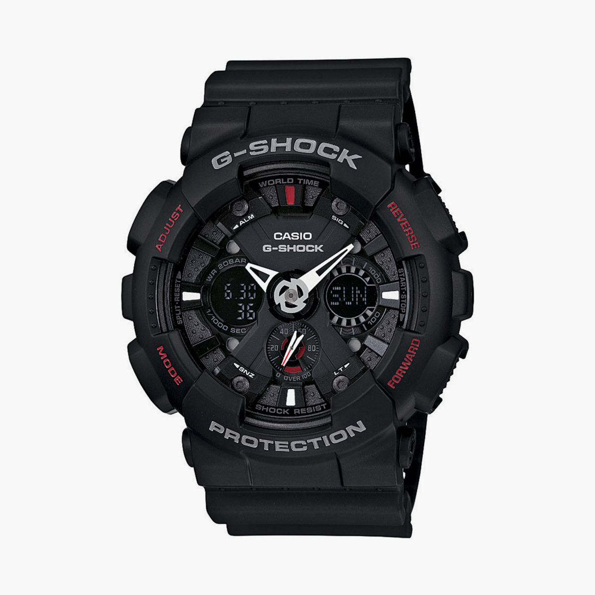 CASIO Men Analog & Digital Watch - G346