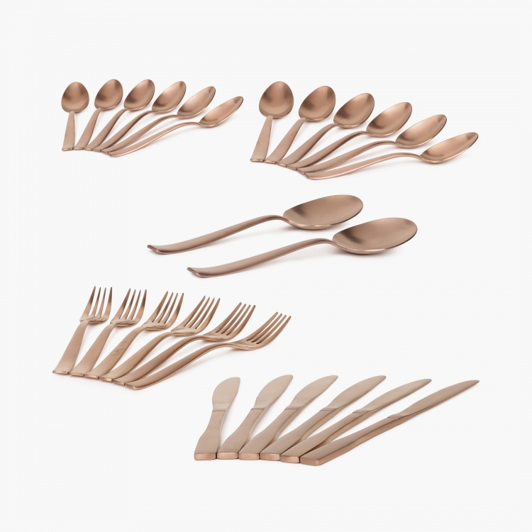 FNS Stainless Steel Cutlery Set - 26 Pcs.
