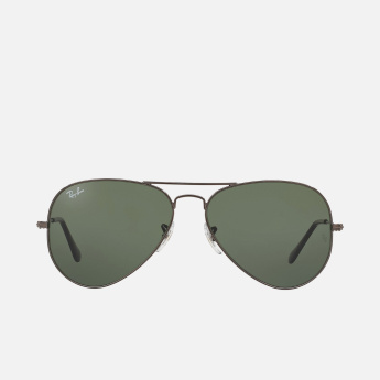 RAY-BAN Men UV-Protected Aviator Sunglasses - 0RB3025-004-58