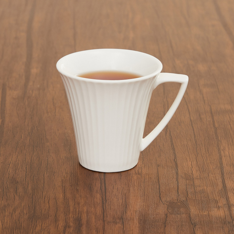 Alamode Ceramic Cup And Saucer Set - 190 ml
