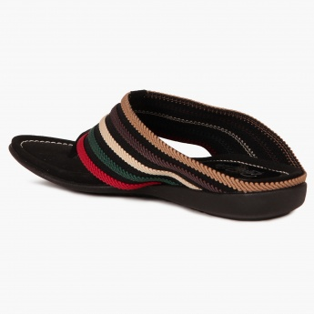 RAW HIDE Braided Strap Sandals
