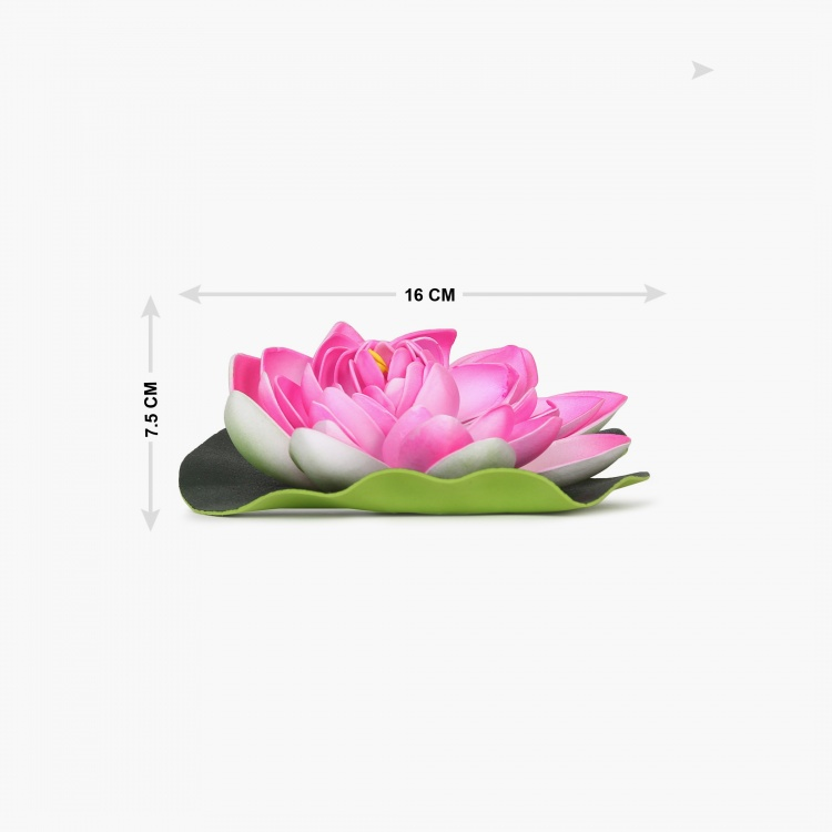 Artificial Floating Lotus