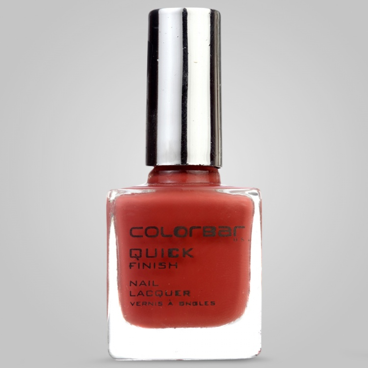 COLORBAR  Quickfinish Nail Paint