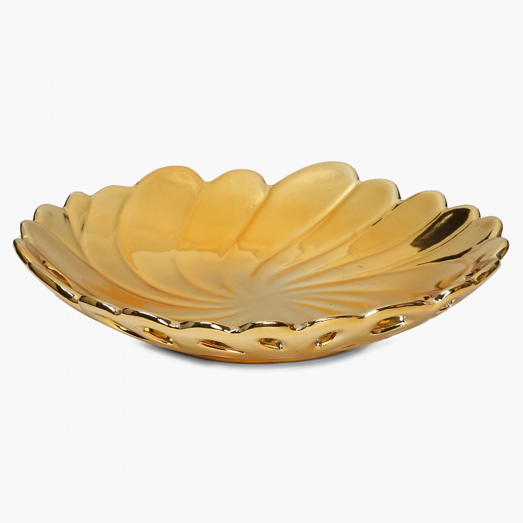 Fantasy Round Decorative Platter