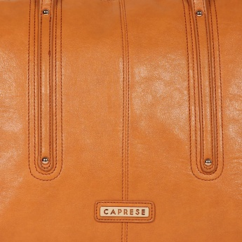 CAPRESE Stud Stitch Tote Bag
