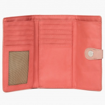 BAGGIT Cambridge Creamy Rose Wallet