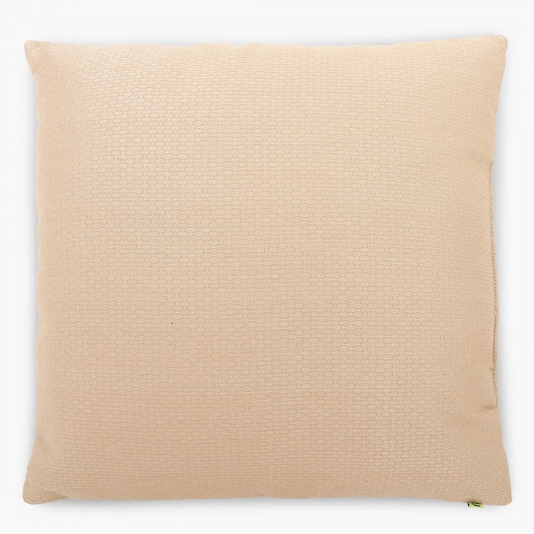 Aspen Textured Filled Cushion - 40 X 40 cm