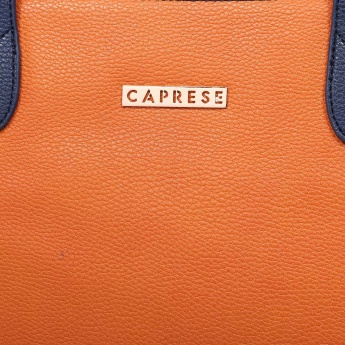 CAPRESE London Pebble Grain Finish Handbag