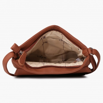LAVIE Pebble Grain Finish Sling Bag