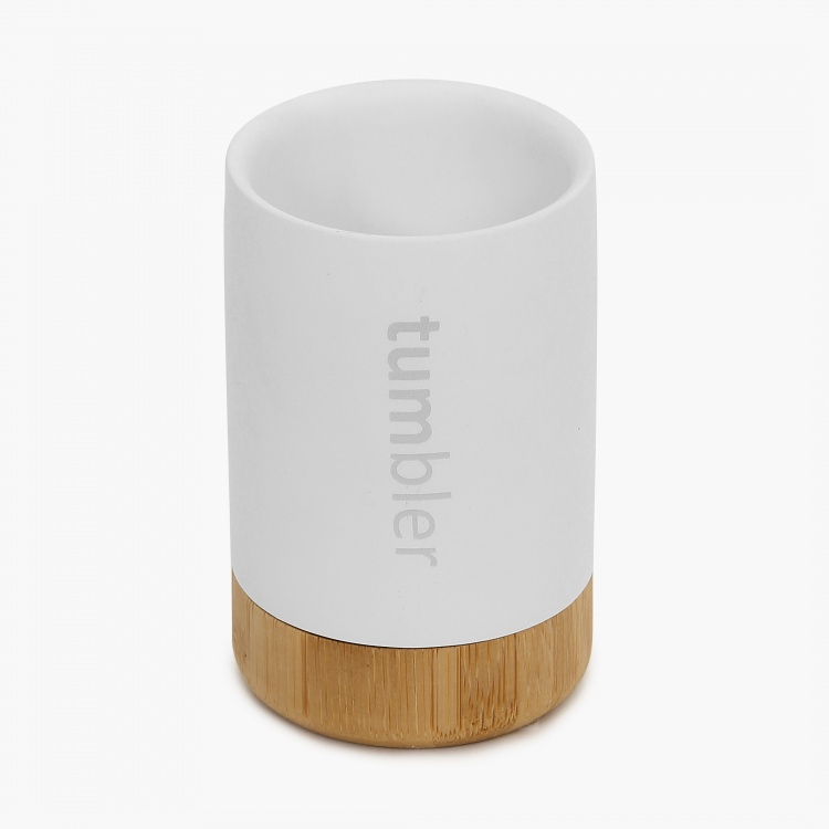 Marshmallow Premium Bathroom Tumbler