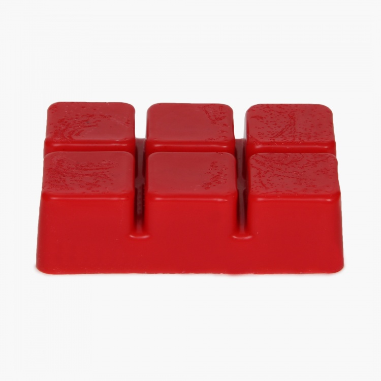 Serene Floral Garden Scented Wax Melt Cubes - Set Of 6 Pcs.