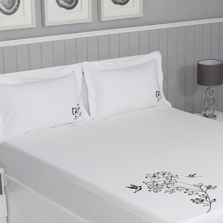Matrix Excalibur 3-Pc. Double Bedsheet Set - 274 x 274 cm