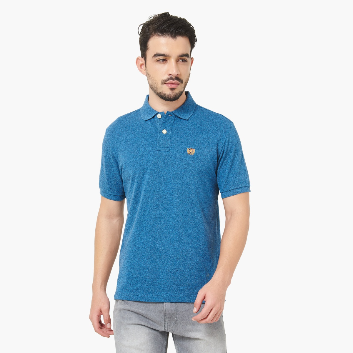 FAHRENHEIT Slim Fit Grindle Polo T-shirt