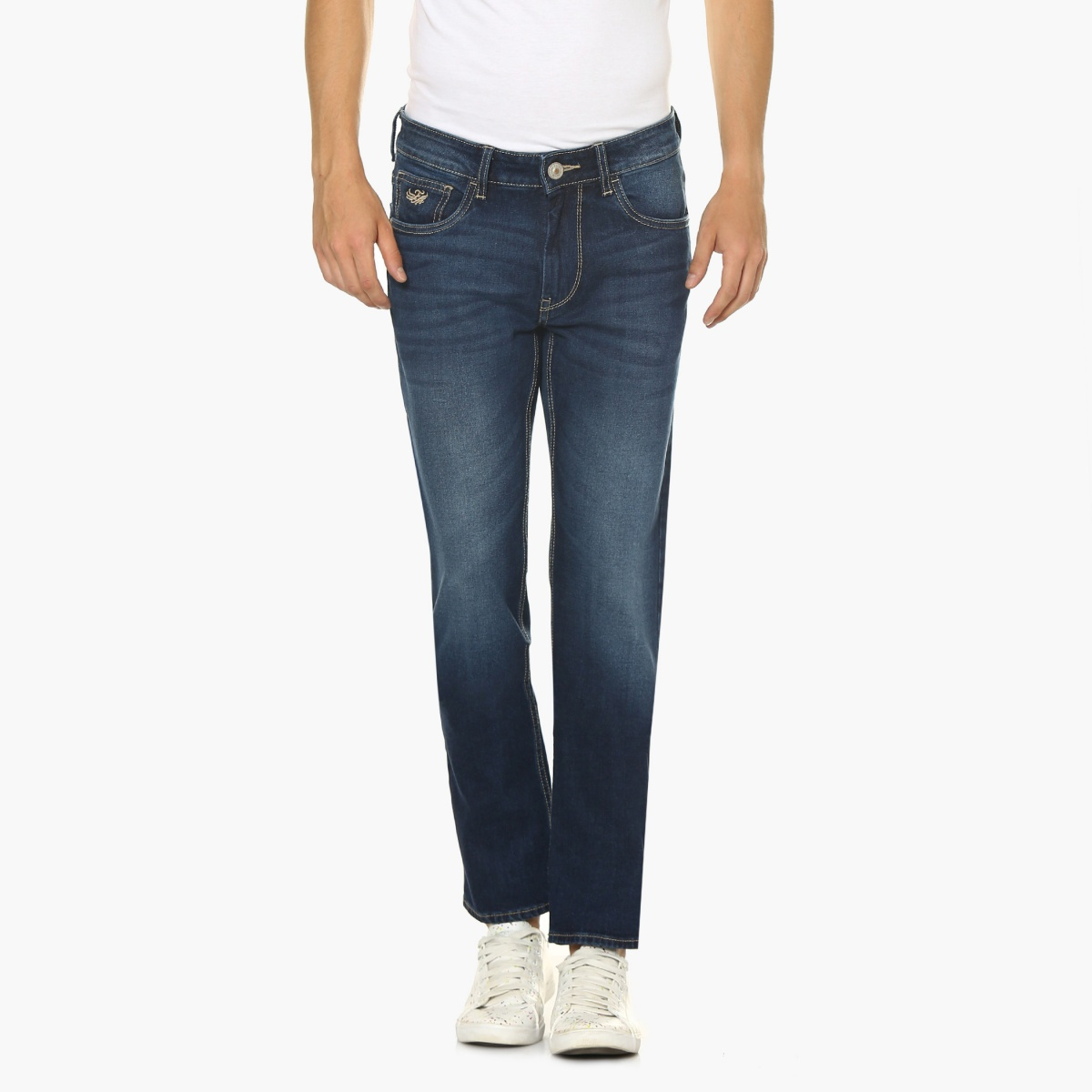 FLYING MACHINE Slim Tapered Michael Fit Jeans