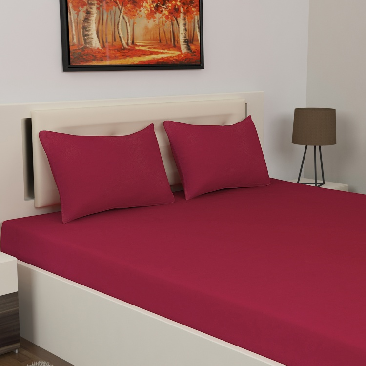 Signature 3-Pc. Double Bedsheet Set - 240 x 274 cm