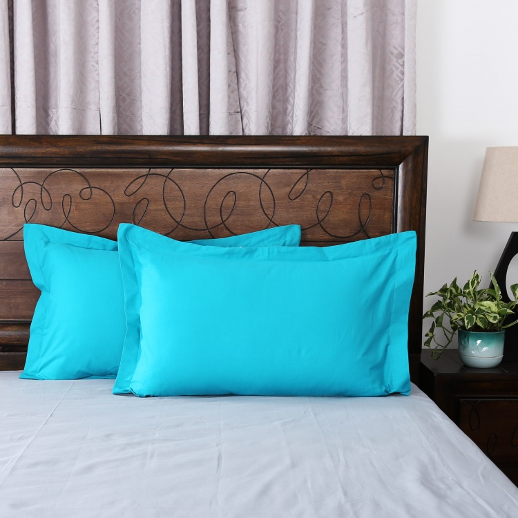 Signature Pillow Cover - Set Of 2 - 45 X 70 cm