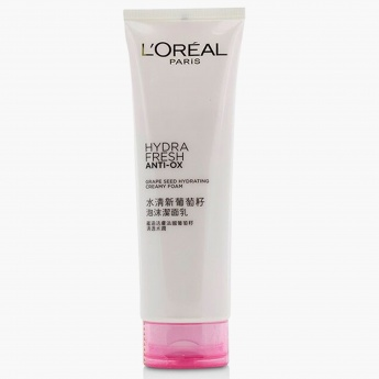 L'OREAL PARIS Hydrafresh Anti-Ox Cream Foam
