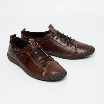 BUCKAROO Nelson Casual Lace-Up Shoes
