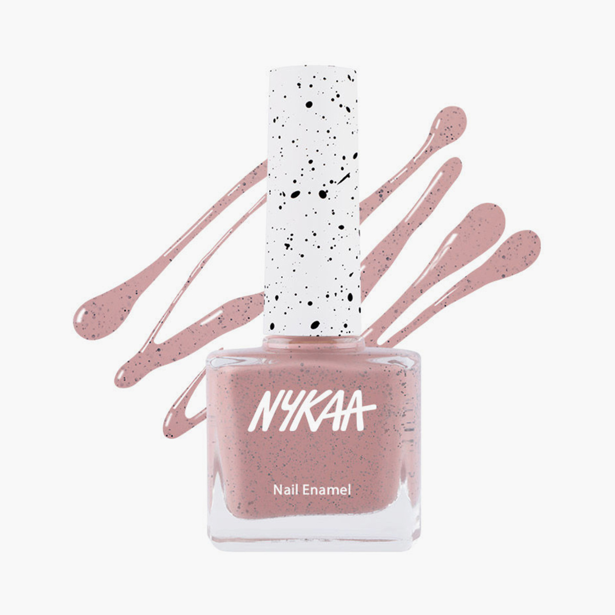 NYKAA Cookie Crumble Nail Lacquer