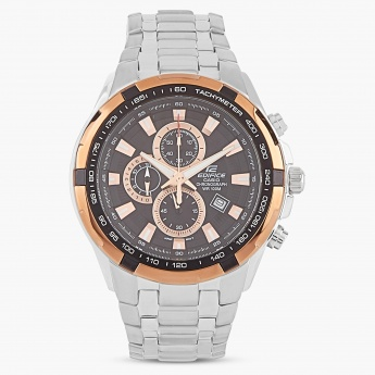 CASIO Edifice Analog Watch ED368