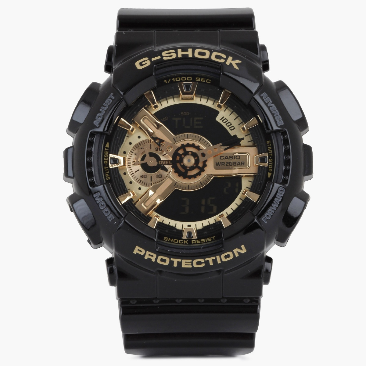 CASIO G339 Analog & Digital Watch