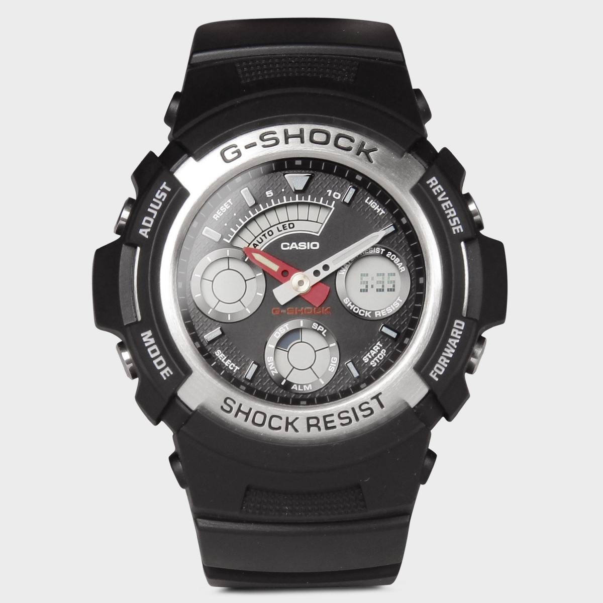 CASIO G-Shock Analog - Digital Watch G219