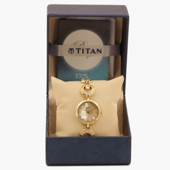TITAN Raga 2540YM03 Analog Watch