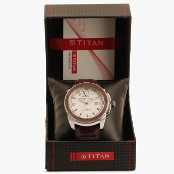 TITAN Classique NF9492KL02J Analog With Date Watch