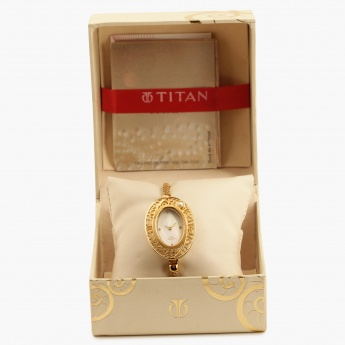 TITAN Raga NF9973YM02J Analog Watch