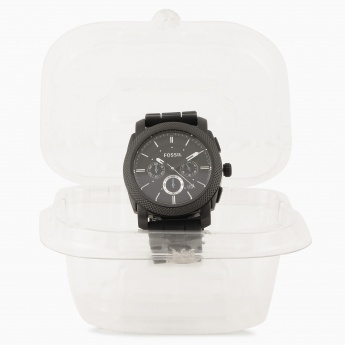 FOSSIL Machine FS4487I Chronograph Watch