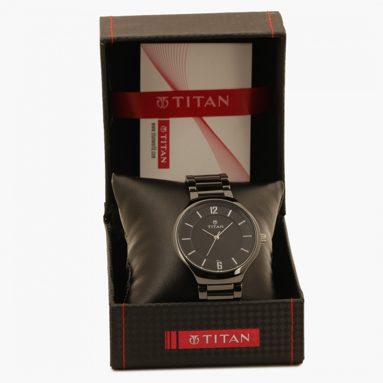TITAN Regallia 90014KC01J Analog Watch