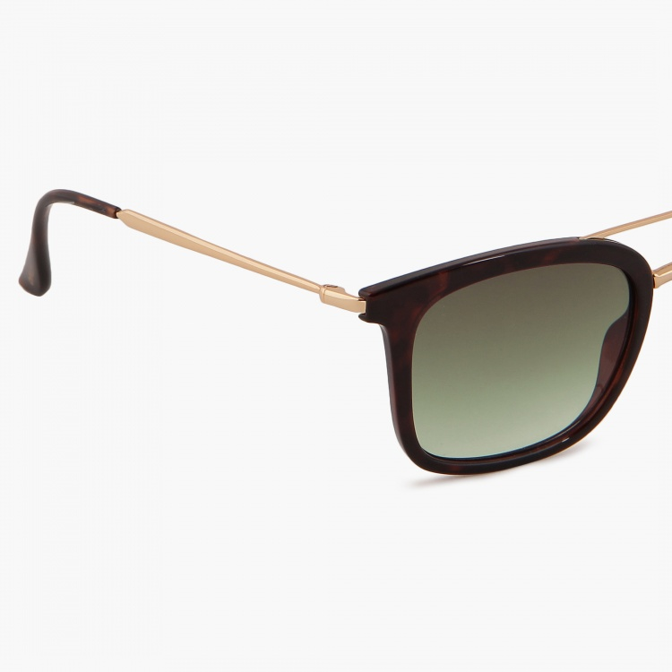 OPIUM OP-1407-C04 Brow Bar Sunglasses