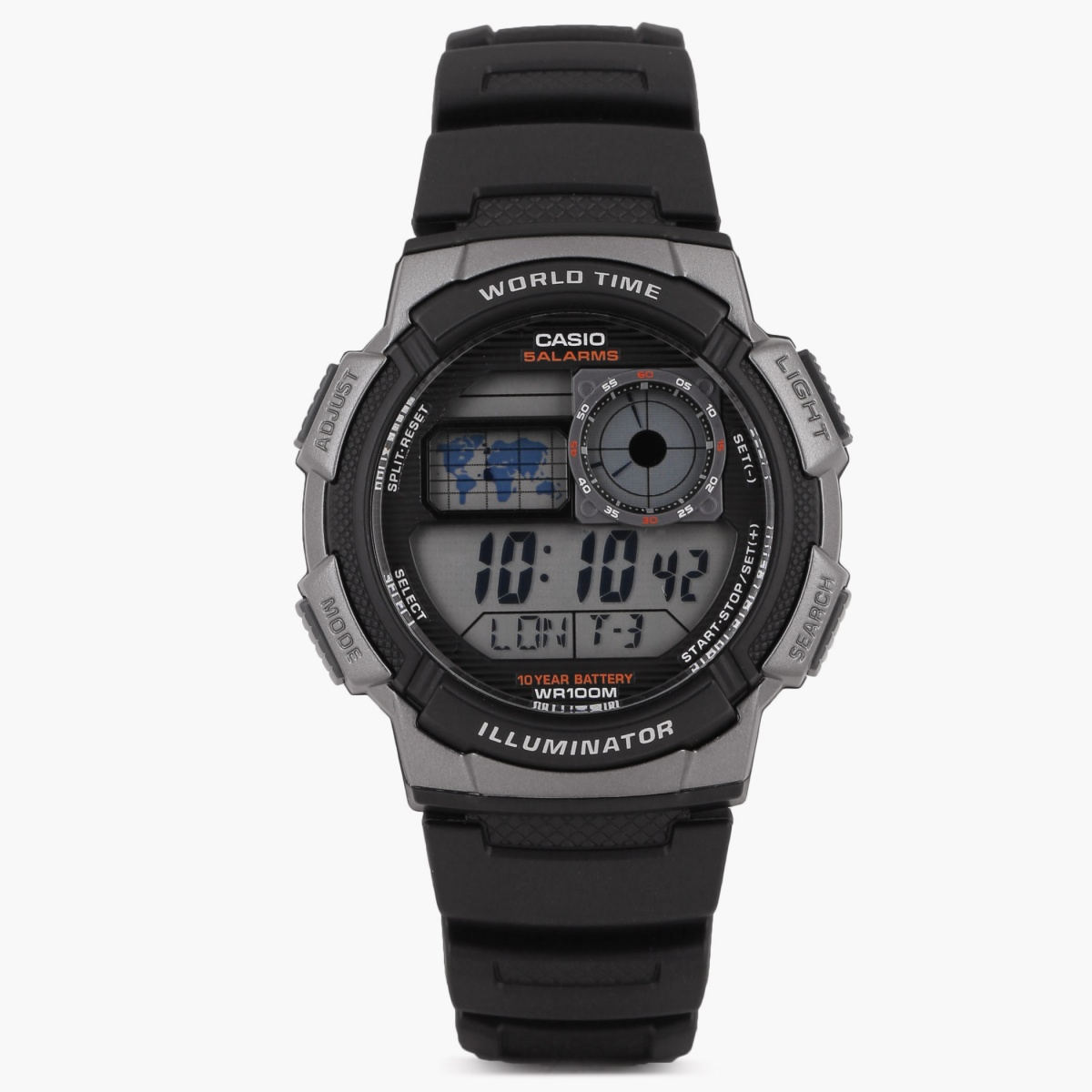 CASIO Youth-Digital Men's Digital Watch - D081