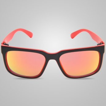 SCOTT Retro Mirrored Sunglasses