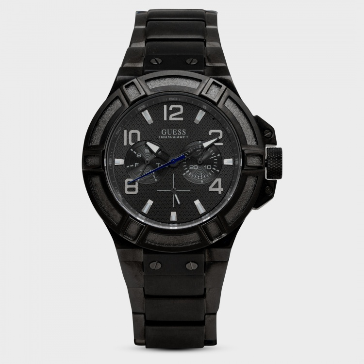 GUESS W0218G1 Men Multifunction Watch